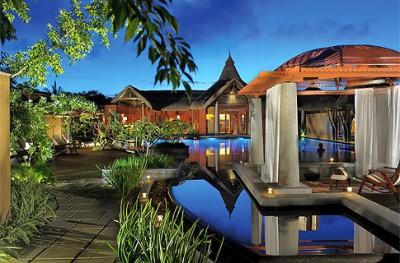 Le Spa de l'hôtel Trou aux Biches Resort & Spa 5*
