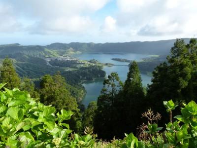 Sete Cidade - îles des Açores
