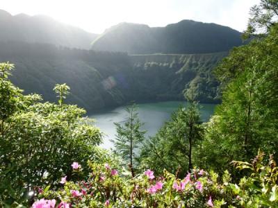 Açores - Caldeira do Faial