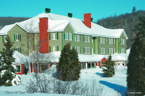 Auberge sous la neige 2