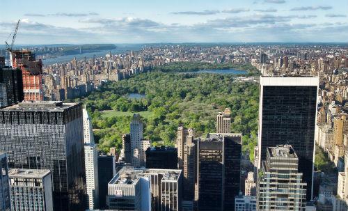 Central Park - L'océan de verdure en plein New-York