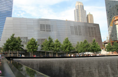 Le mémorial du Ground Zero