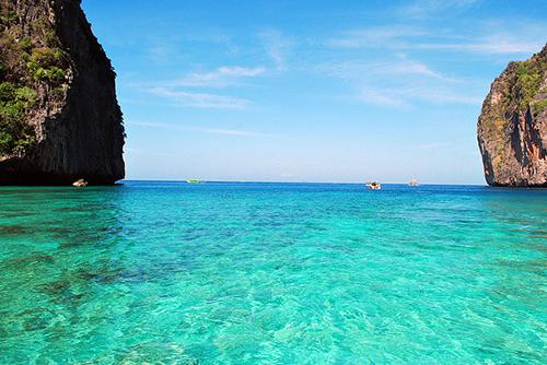 Phuket mer