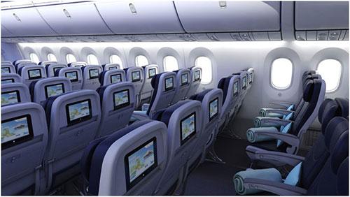 J\'ai testé pour vous : un vol à bord du Dreamliner - Cap 5 Voyages