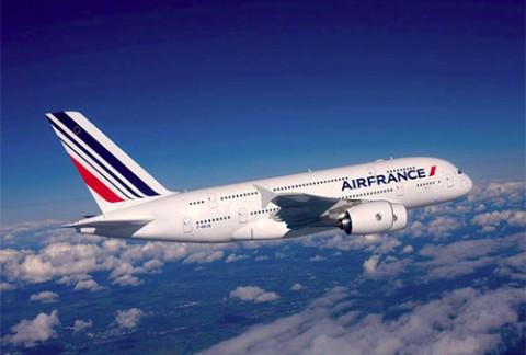 Vol a bord de A380 AirFrance 05