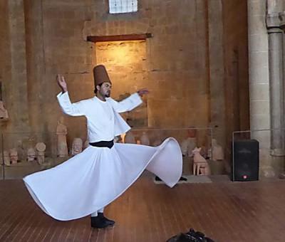danse chypre